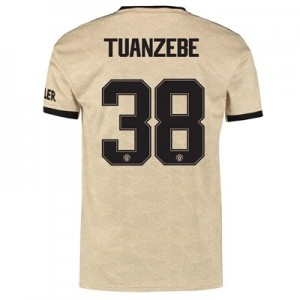 Manchester United Cup Away Shirt 2019 - 20 with Tuanzebe 38 printing