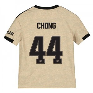 Manchester United Cup Away Shirt 2019 - 20 - Kids with Chong 44 printing