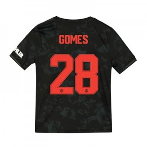 Manchester United Cup Third Shirt 2019 - 20 - Kids with Gomes 28 printing