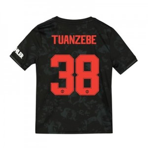 Manchester United Cup Third Shirt 2019 - 20 - Kids with Tuanzebe 38 printing