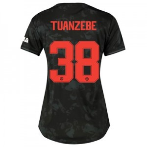 Manchester United Cup Third Shirt 2019 - 20 - Womens with Tuanzebe 38 printing