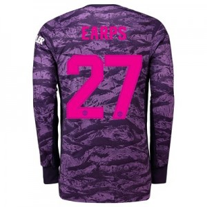 Manchester United Home Cup Goalkeeper Shirt 2019 - 20 with Earps 27 printing