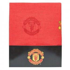 Manchester United Crest Curtain - 72 Inch Drop