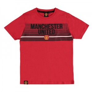 Manchester United Core T-Shirt - Red - Kids