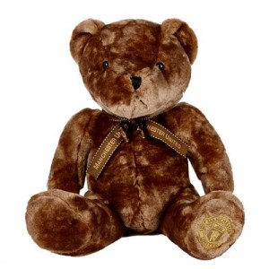 Manchester United Theodore Teddy Bear