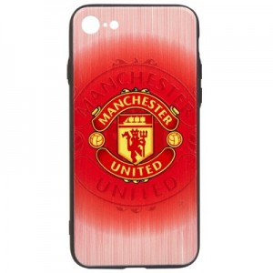 Manchester United UV Crest Phone Case - iPhone 7/8