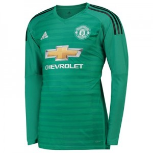 Manchester United Home Goalkeeper Shirt 2018-19