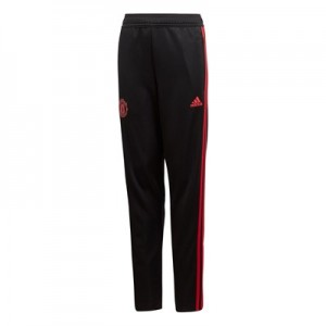 Manchester United Training Pant - Black - Kids