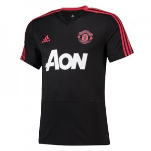 Manchester United Training Jersey - Black