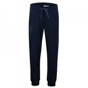 Manchester United Graphic Sweat Pant - Navy