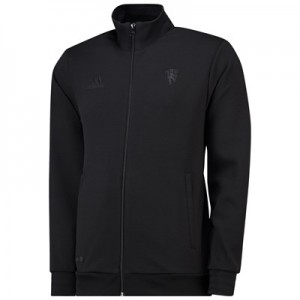 Manchester United Track Top - Black