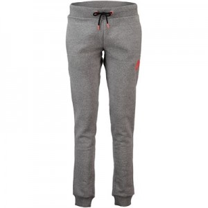 Manchester United Straight Fit Joggers - Grey Grindle - Womens
