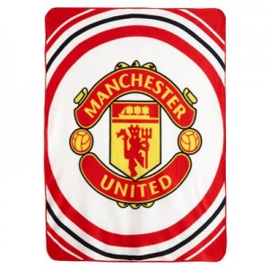 Manchester United Pulse Fleece Blanket