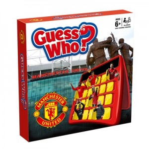 Manchester United Exclusive Guess Who