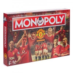 Manchester United Exclusive Monopoly