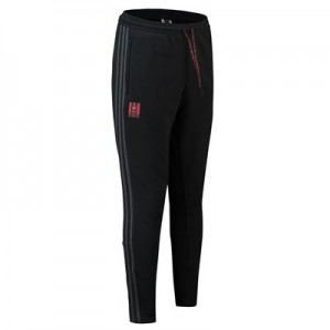 Manchester United Tiro Pants - Black