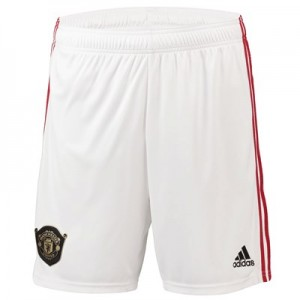 Manchester United Home Shorts 2019 - 20