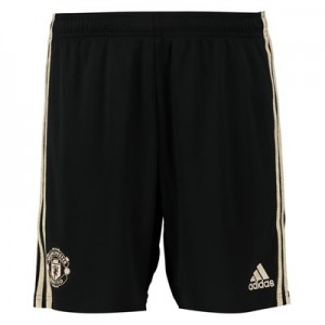 Manchester United Away Shorts 2019 - 20
