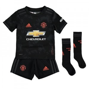 Manchester United Third Mini Kit 2019 - 20