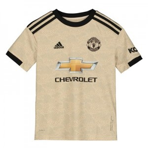 Manchester United Away Shirt 2019 - 20 - Kids