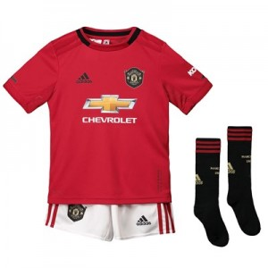 Manchester United Home Mini Kit 2019 - 20
