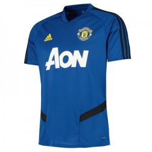 Manchester United Training Jersey - Blue