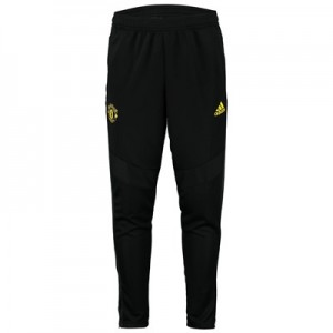 Manchester United Training Pant - Black