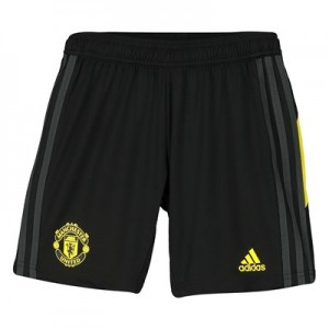 Manchester United Training Short - Black - Kids