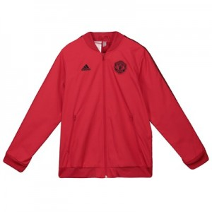 Manchester United Anthem Jacket - Red - Kids