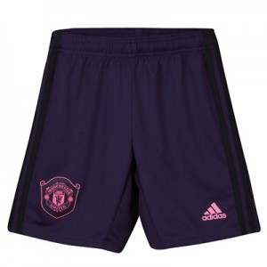 Manchester United Home Goalkeeper Shorts 2019 - 20 - Kids