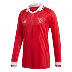 Manchester United Icons Top - Red