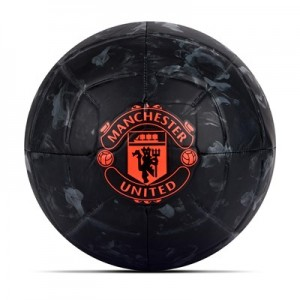 Manchester United Capitano Ball - Black