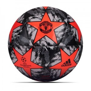 Manchester United Finale Ball - Red