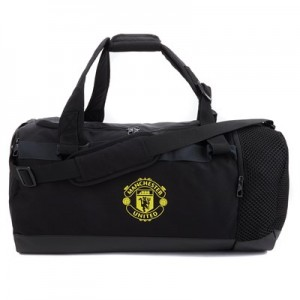 Manchester United Duffle Bag Black