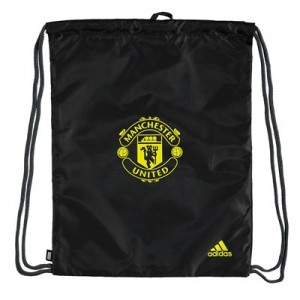 Manchester United Gym Bag - Black