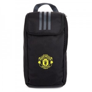 Manchester United Shoe Bag - Black