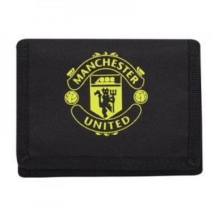 Manchester United Wallet - Black