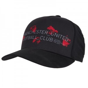 Manchester United Cap - Black