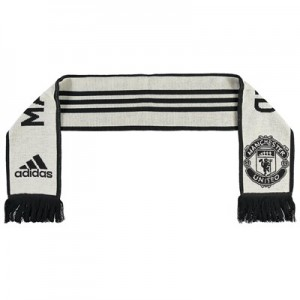 Manchester United Fans Away Scarf - Linen