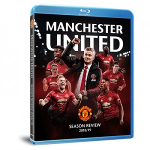 Manchester United Season Review 2018-19 Blu-Ray
