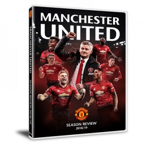 Manchester United Season Review 2018-19 DVD