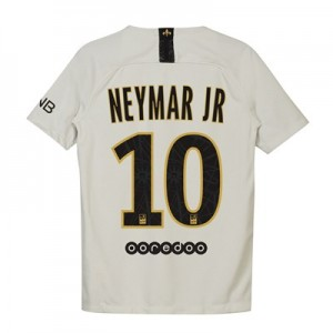 Paris Saint-Germain Away Stadium Shirt 2018-19 - Kids with Neymar Jr 10 printing