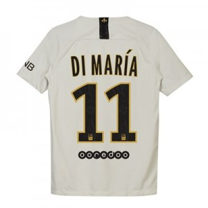 Paris Saint-Germain Away Stadium Shirt 2018-19 - Kids with Di Maria 11 printing