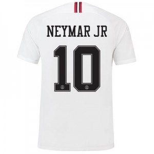 Paris Saint-Germain Third Away Stadium Shirt 2018-19 - Kids with Neymar Jr 10 printing