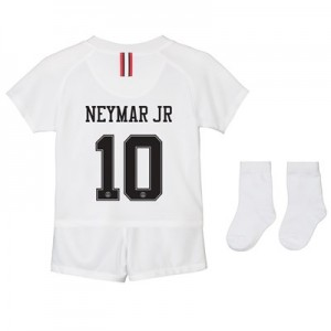 Paris Saint-Germain Third Away Stadium Kit 2018-19 - Infants with Neymar Jr 10 printing