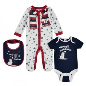 England 3 Piece Christmas Gift Set
