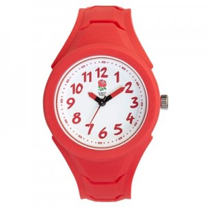 England Silicone Strap Watch - Junior