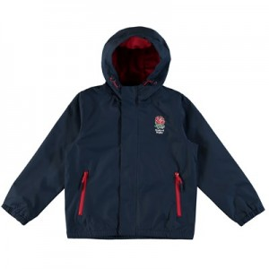 England Core Shower Jacket - Navy - Junior