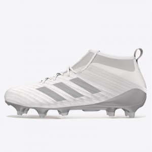 adidas Predator Flare Soft Ground Rugby Boots - White