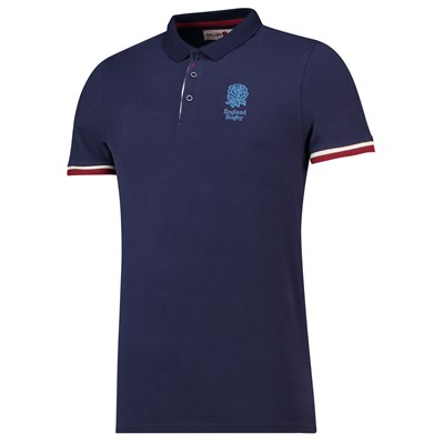 England Clubhouse Polo - Navy - Mens